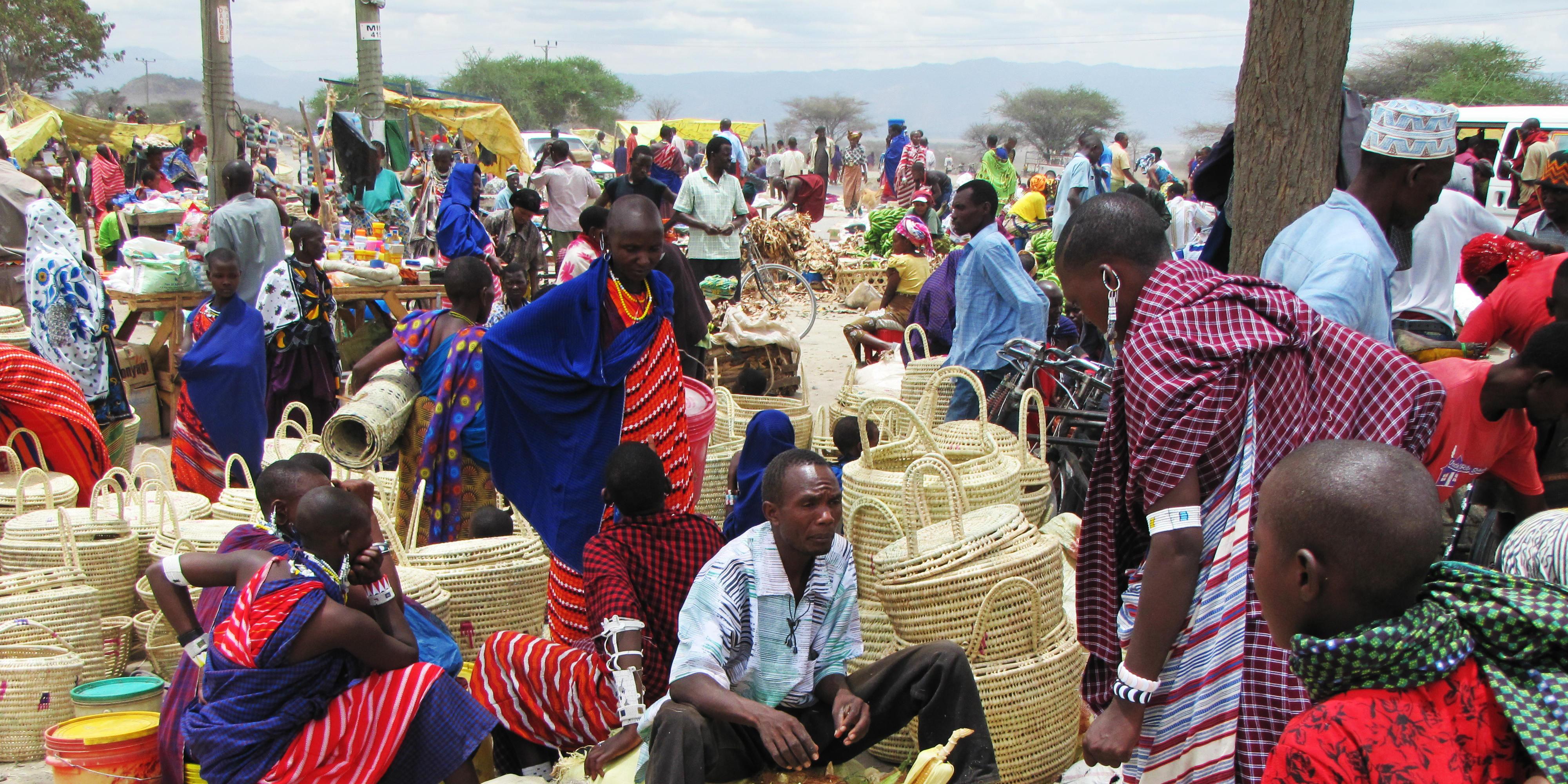 tanzania people
