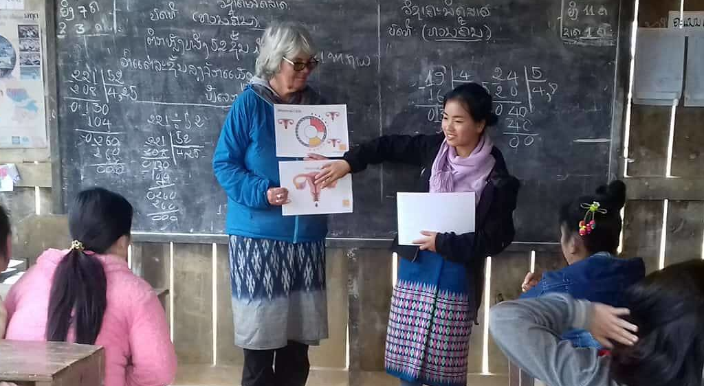 Participant and local teaching in salongs