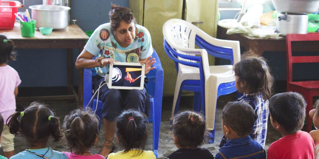 Teaching English can be the best way to volunteer abroad