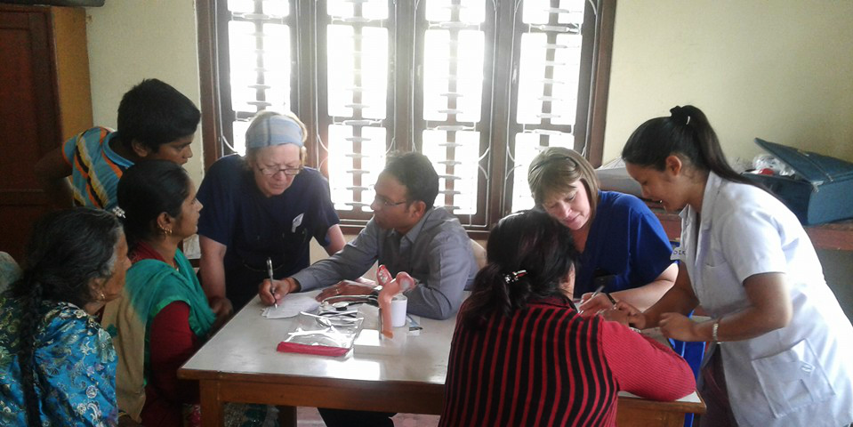 People are taught about public health and its importance during a public health internship.