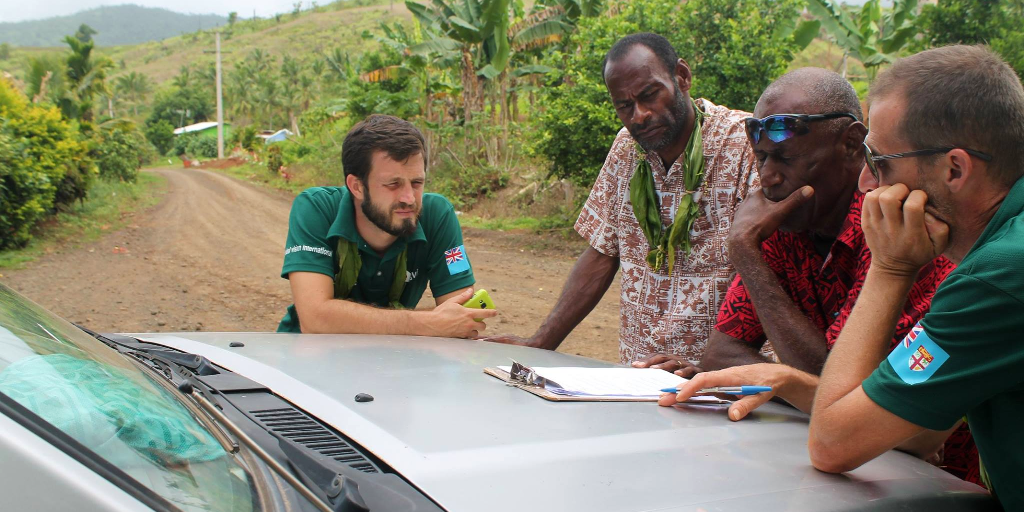 By taking part in a GVI research internship, you'll be involved in community-led projects.