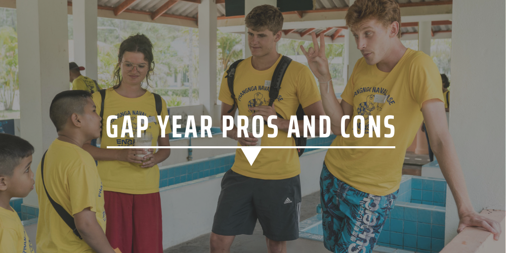 Gap year pros and cons